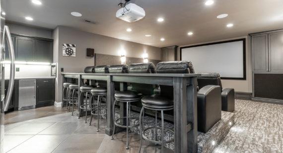 Custom Home Theaters Media Rooms Pure Audio